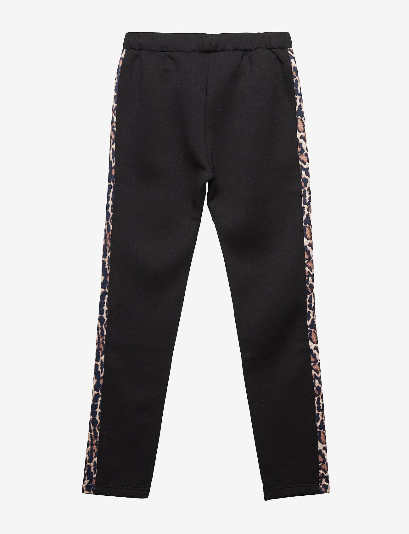 Petit by Sofie Schnoor - Neoprene pants - joggings - black - 1