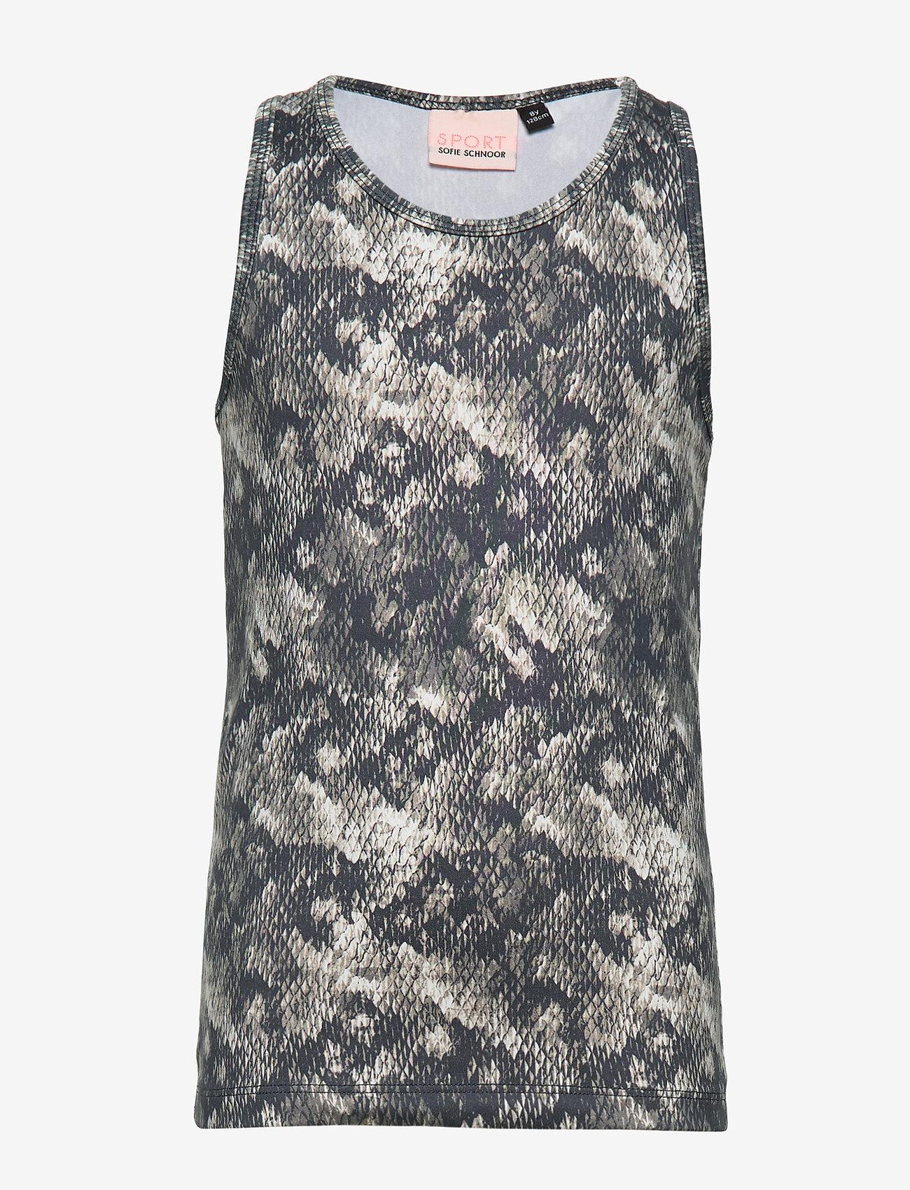 Petit by Sofie Schnoor - Top - sleeveless tops - black - 0
