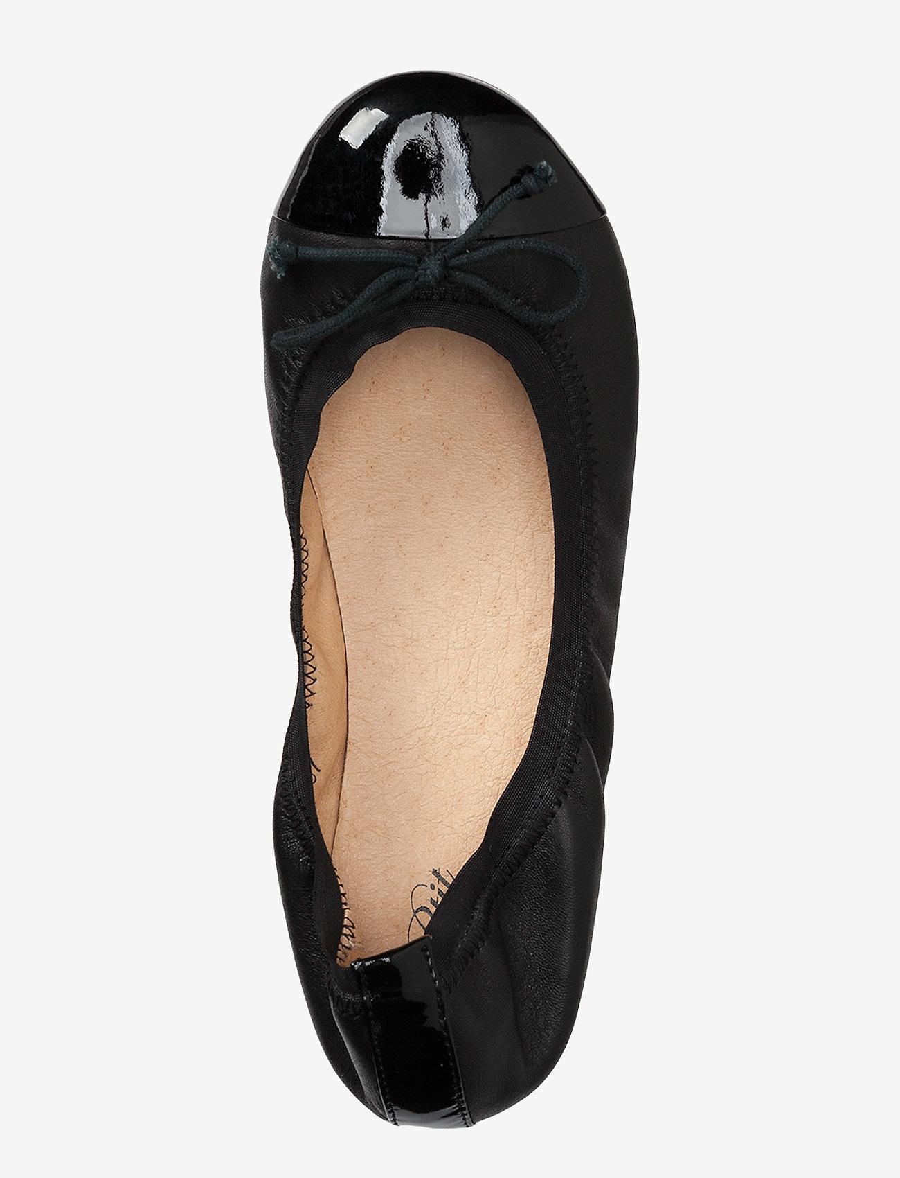 Petit by Sofie Schnoor - Leather ballerina - black - 1