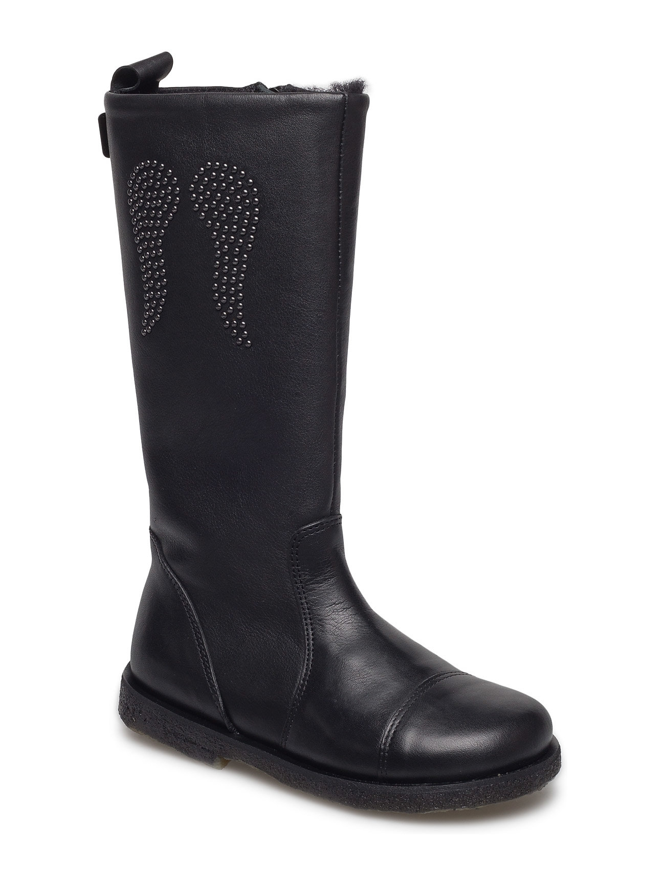 78c2a253a91 Leather Boot Tex (Black) (£84.15) - Petit by Sofie Schnoor - | Boozt.com