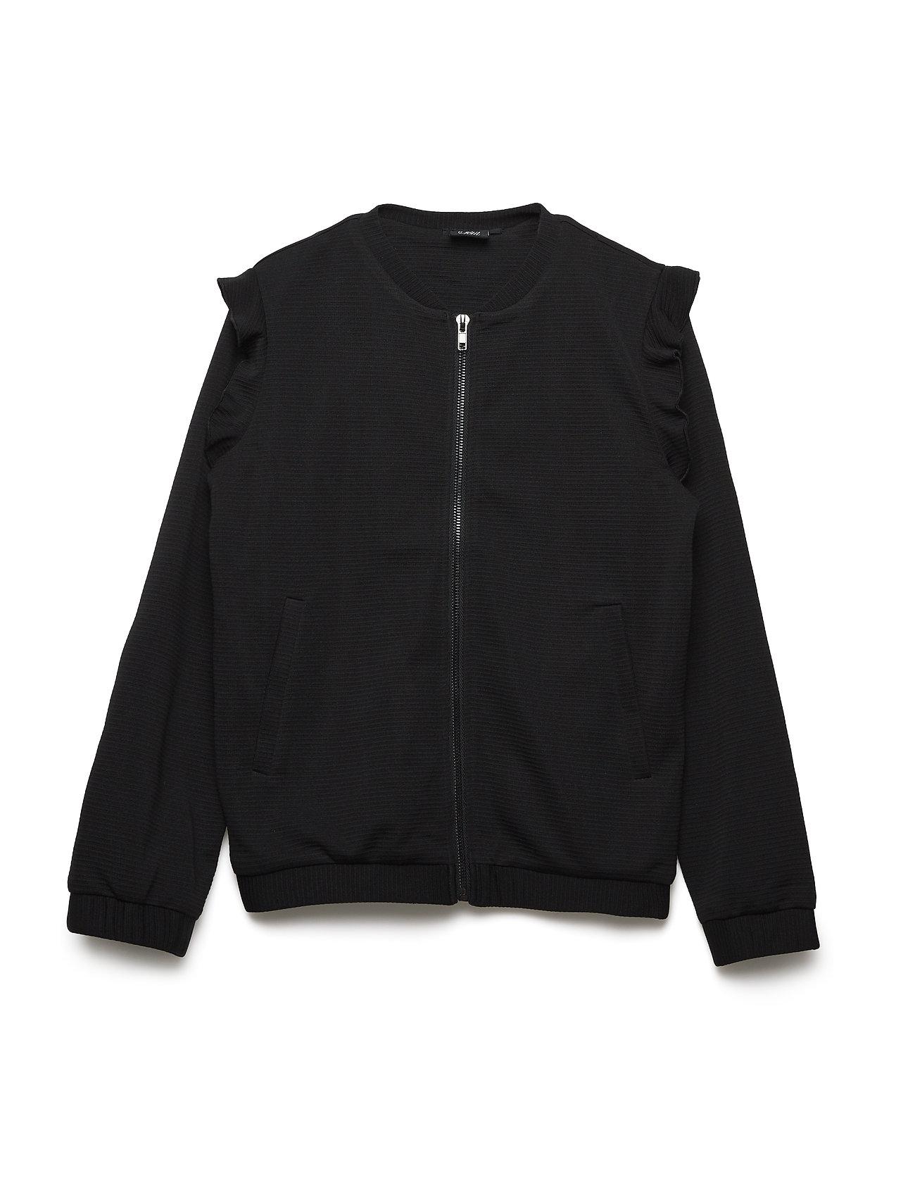 b034ef678f83 Bomber Jacket (Black) (£29.15) - Petit by Sofie Schnoor -