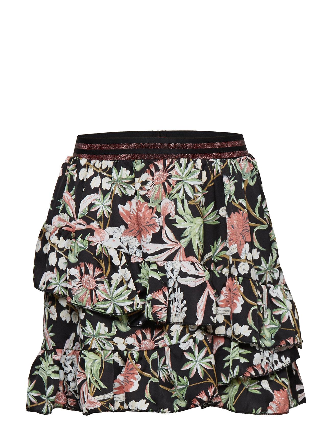 d2397cf960d Skirt (Aop Black Print) (£27) - Petit by Sofie Schnoor - | Boozt.com