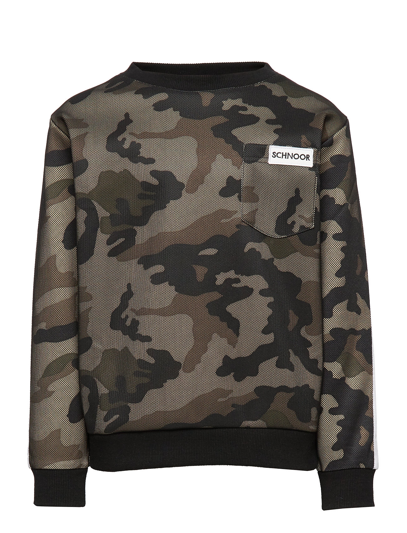 Petit by Sofie Schnoor Sweat - MILITARY