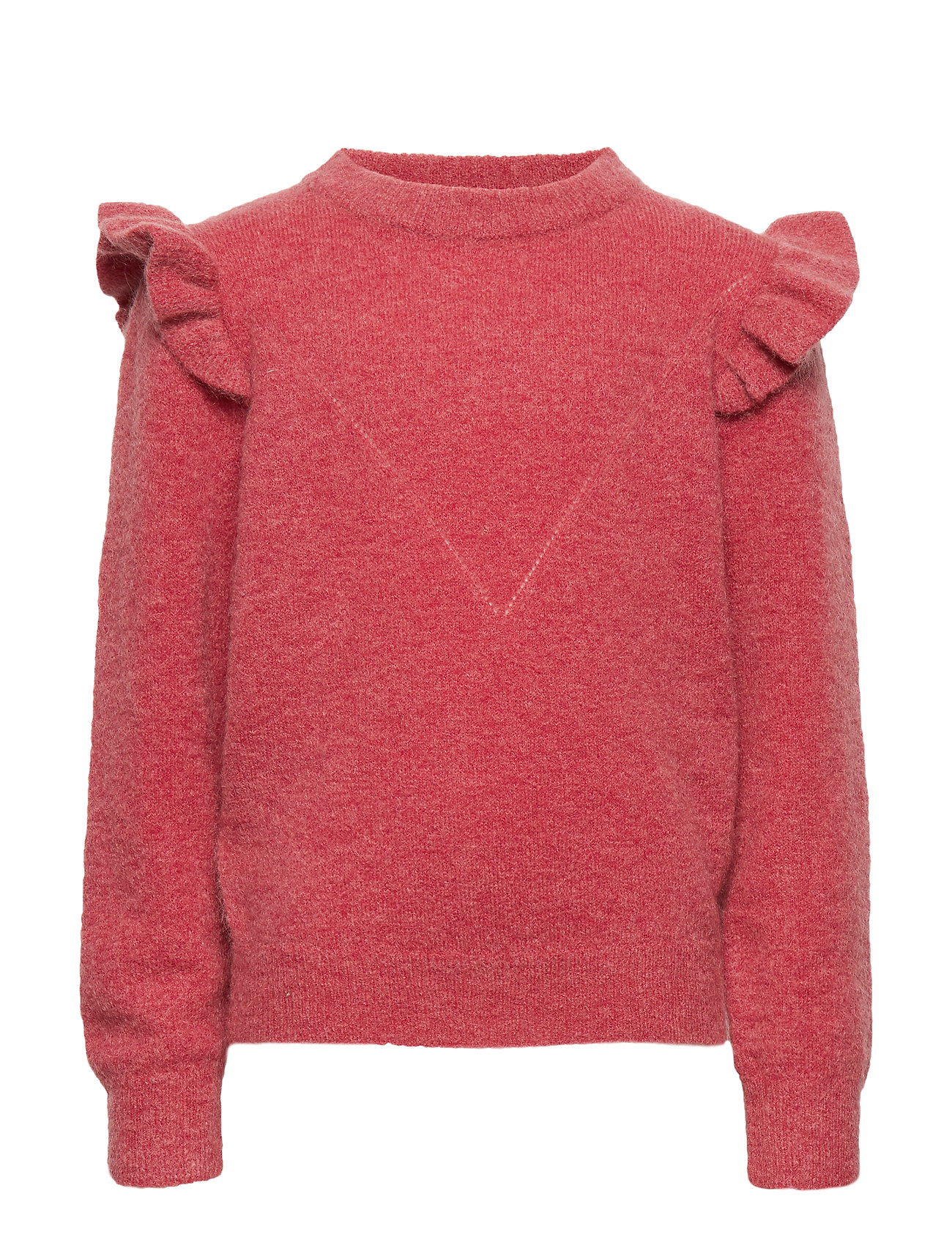 Petit by Sofie Schnoor Knit blouse - EARTH RED