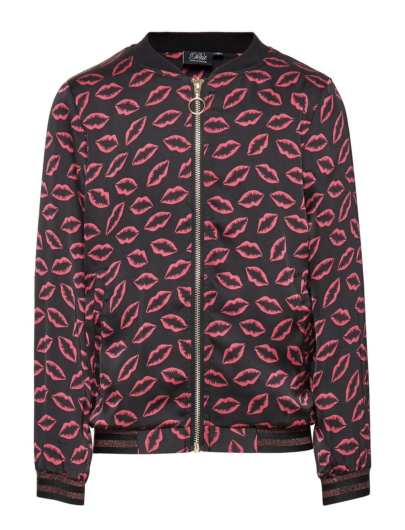 Petit by Sofie Schnoor Bomber jacket - BLACK