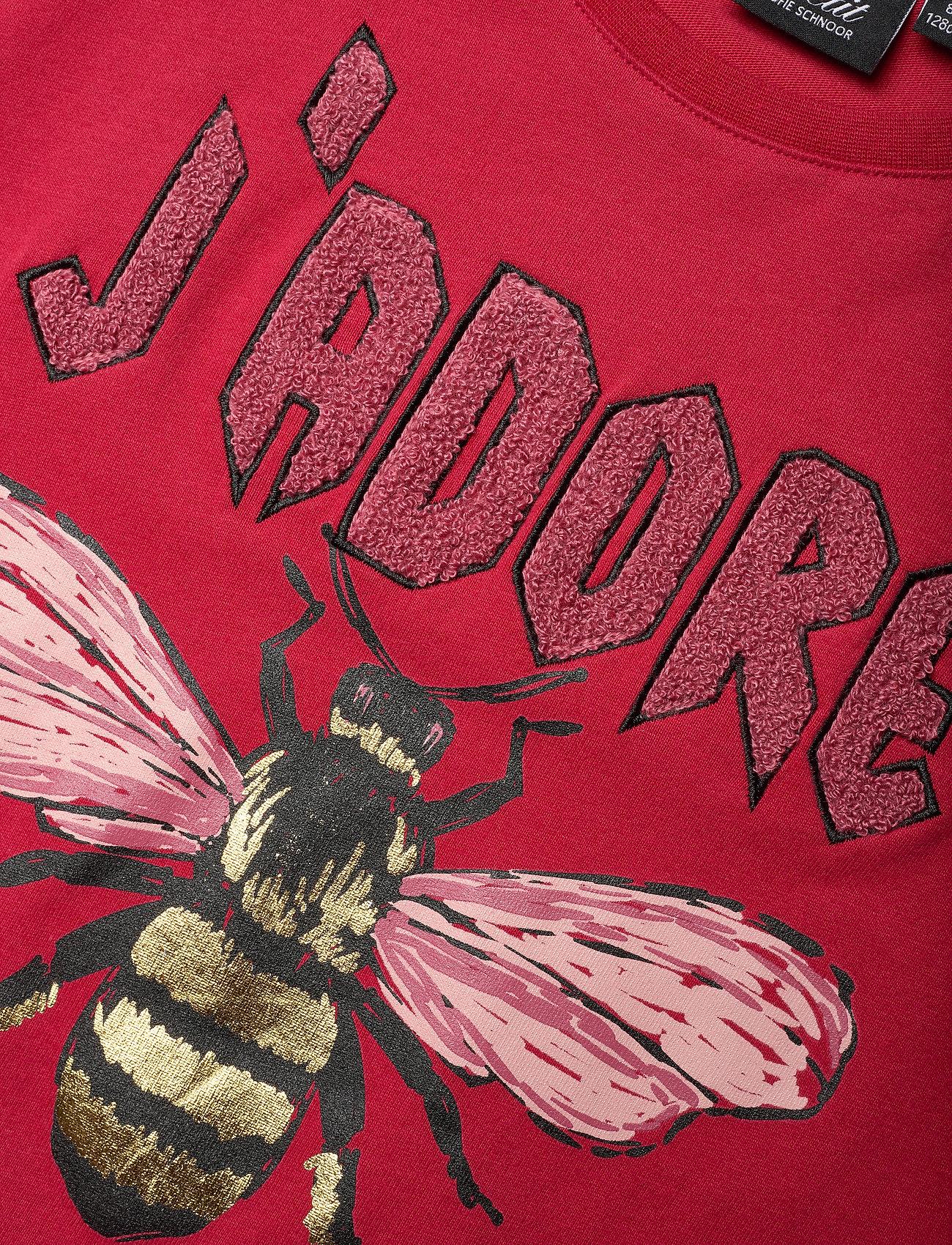 Petit By Sofie Schnoor T-shirt - Överdelar Red