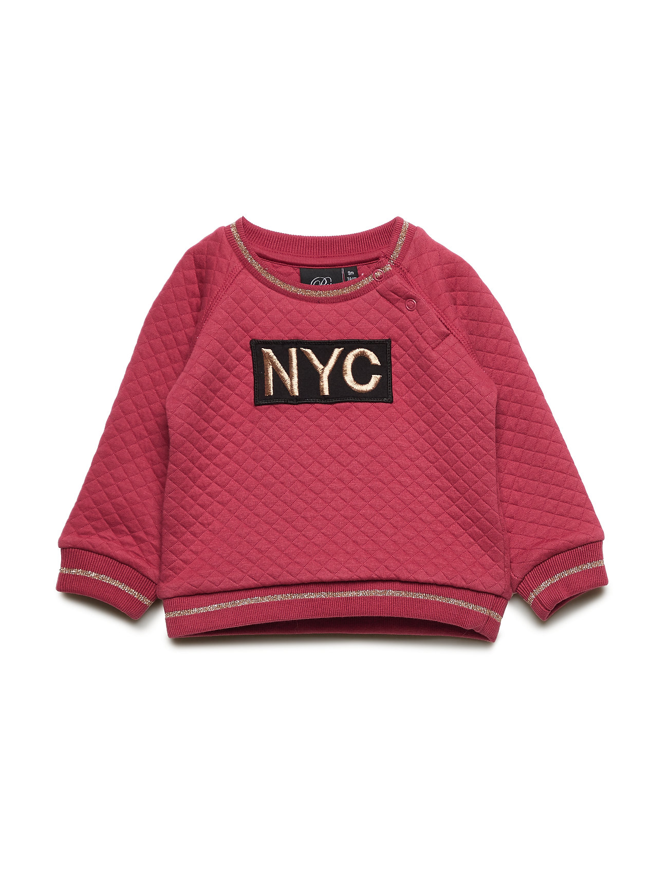 Petit by Sofie Schnoor Sweat NYC - EARTH RED