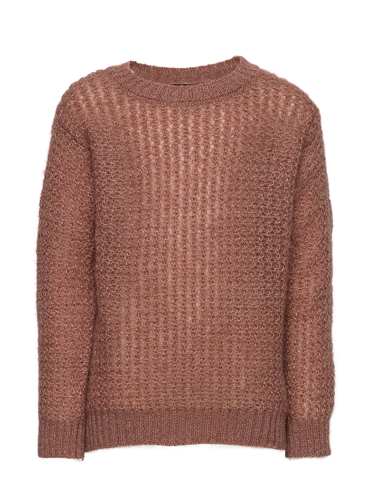 Petit by Sofie Schnoor Knit Blouse - DUSTY ROSE