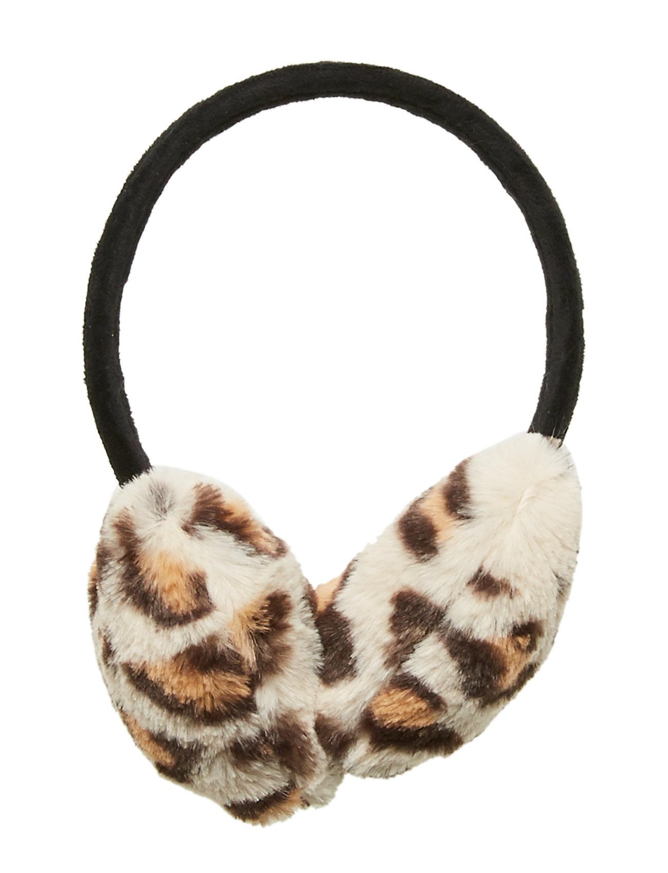 Petit by Sofie Schnoor Ear warmer - AOP WHITE LEO