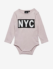 Petit by Sofie Schnoor - Body long sleeve NYC - manches longues - powder - 0