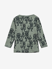 Petit by Sofie Schnoor - T-shirt long sleeve - langærmede t-shirts - dino print - 1