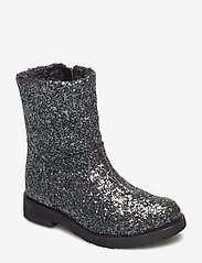 Petit by Sofie Schnoor - Glitter boot - bottes - antracite - 0