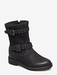 Petit by Sofie Schnoor - Boot w. studs - bottes - black - 0