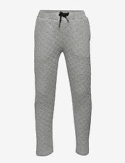 Petit by Sofie Schnoor - Pants - joggings - grey mel - 0