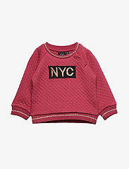 Petit by Sofie Schnoor - Sweat NYC - sweatshirts - earth red - 0