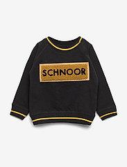 Petit by Sofie Schnoor - Sweat - sweatshirts - black melange - 0