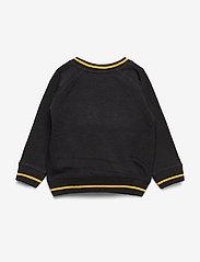 Petit by Sofie Schnoor - Sweat - sweatshirts - black melange - 1