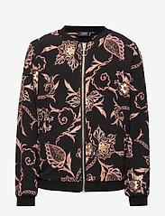 Petit by Sofie Schnoor - Bomber jacket - bomber jackets - black - 0