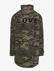 Petit by Sofie Schnoor - Jacket - parkas - camouflage - 1