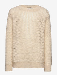 Petit by Sofie Schnoor - Knit Blouse - strik - off white - 0