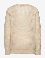 Petit by Sofie Schnoor - Knit Blouse - strik - off white - 1