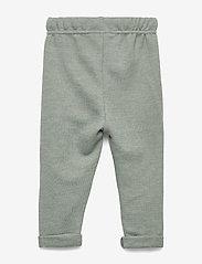 Petit by Sofie Schnoor - Pants - pantalons - light green melange - 1