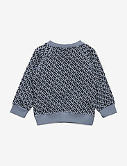 Petit by Sofie Schnoor - Sweat NYC - sweatshirts - dusty blue - 1