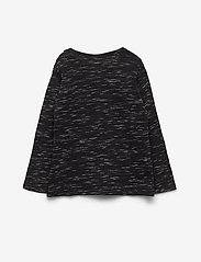 Petit by Sofie Schnoor - T-shirt LS - langærmede t-shirts - black mix - 1