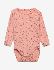 Petit by Sofie Schnoor - Body - langærmede - light rose - 0