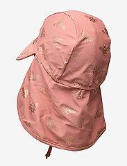 Petit by Sofie Schnoor - Swim hat - czapka uv - dusty rose - 1