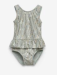 Petit by Sofie Schnoor - Swim suit - badpakken - mint - 0