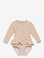 Petit by Sofie Schnoor - Swim suit - swimsuits - light rose - 0