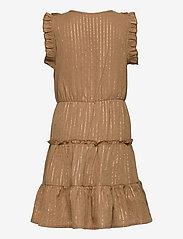 Petit by Sofie Schnoor - Dress - kleider - camel - 1
