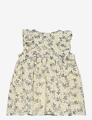 Petit by Sofie Schnoor - Dress - kleider - white flower - 1