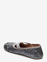 Petit by Sofie Schnoor - Indoors shoe - glitter - hausschuhe - grey glitter - 2