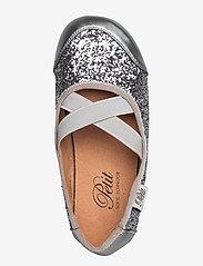 Petit by Sofie Schnoor - Indoors shoe - glitter - hausschuhe - grey glitter - 3