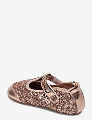 Petit by Sofie Schnoor - Baby glitter shoe 1 - ballerinaer og slip-ons - peach - 2