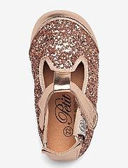 Petit by Sofie Schnoor - Baby glitter shoe 1 - ballerinaer og slip-ons - peach - 3