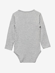 Petit by Sofie Schnoor - Body - manches longues - grey melange - 2