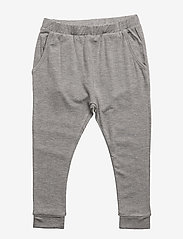 Petit by Sofie Schnoor - Pants - pantalons - grey melange - 0