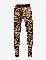 Petit by Sofie Schnoor - Leggings - leggings - leopard - 0