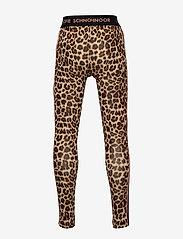 Petit by Sofie Schnoor - Leggings - leggings - leopard - 1