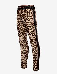 Petit by Sofie Schnoor - Leggings - leggings - leopard - 2