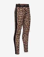 Petit by Sofie Schnoor - Leggings - leggings - leopard - 3