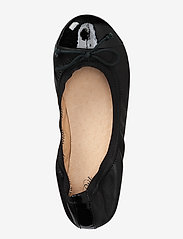 Petit by Sofie Schnoor - Leather ballerina - ballerinaer og slip-ons - black - 2