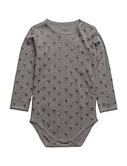 Body long sleeve - BOW PRINT