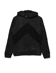 Sweat hoodie - BLACK