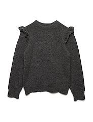 Knit - GREY MELANGE