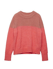 Knit - DUSTY ROSE / CORAL