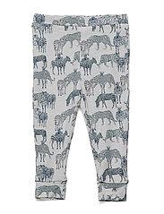 Pants - GREY MELANGE